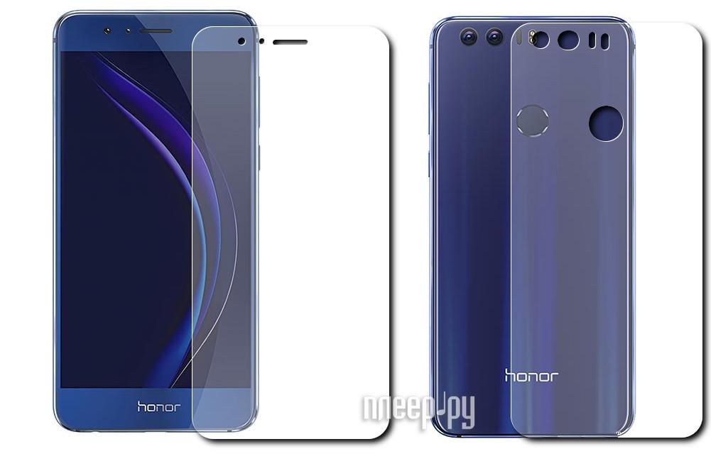 Аксессуар Защитная пленка Huawei Honor 8 Protect Front&Back Глянцевая 21676