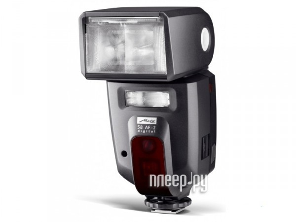 Вспышка Metz mecablitz 58 AF-2 digital for Sony/Minolta  Pleer.ru  12655.000