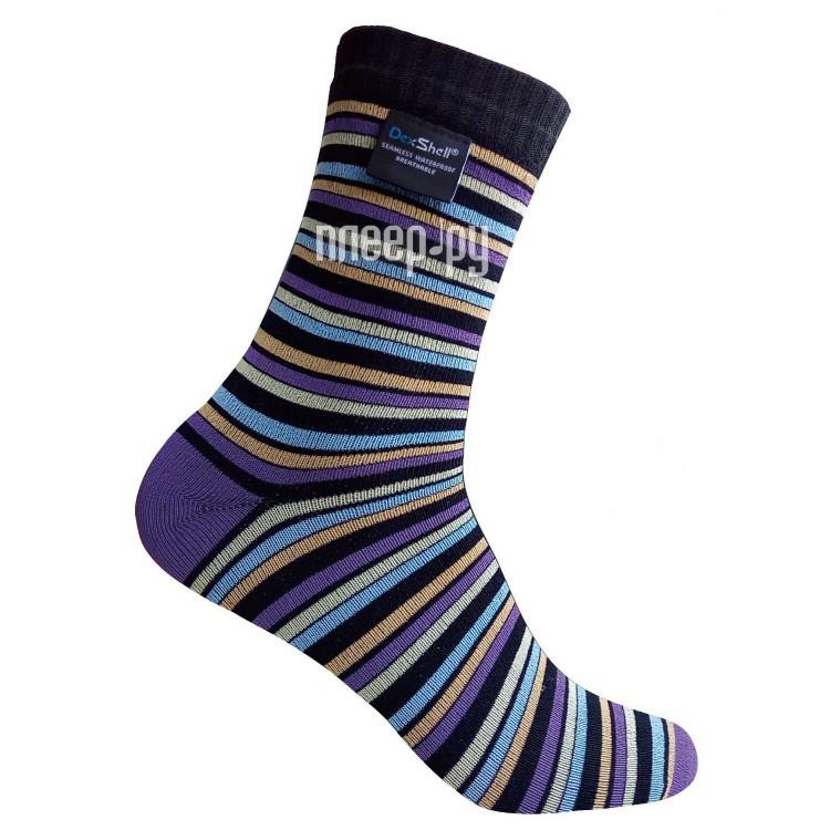 Носки Dexshell Ultra Flex stripe waterproof S 36-38 DS653STRIPES купить