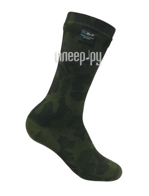 Носки Dexshell Camouflage waterproof DS736 S 36-38