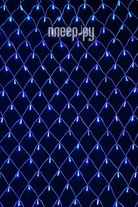 Гирлянда Nord Trade Co Сеть 1.7x0.8+1.5m 160NET-icicle-BLUE