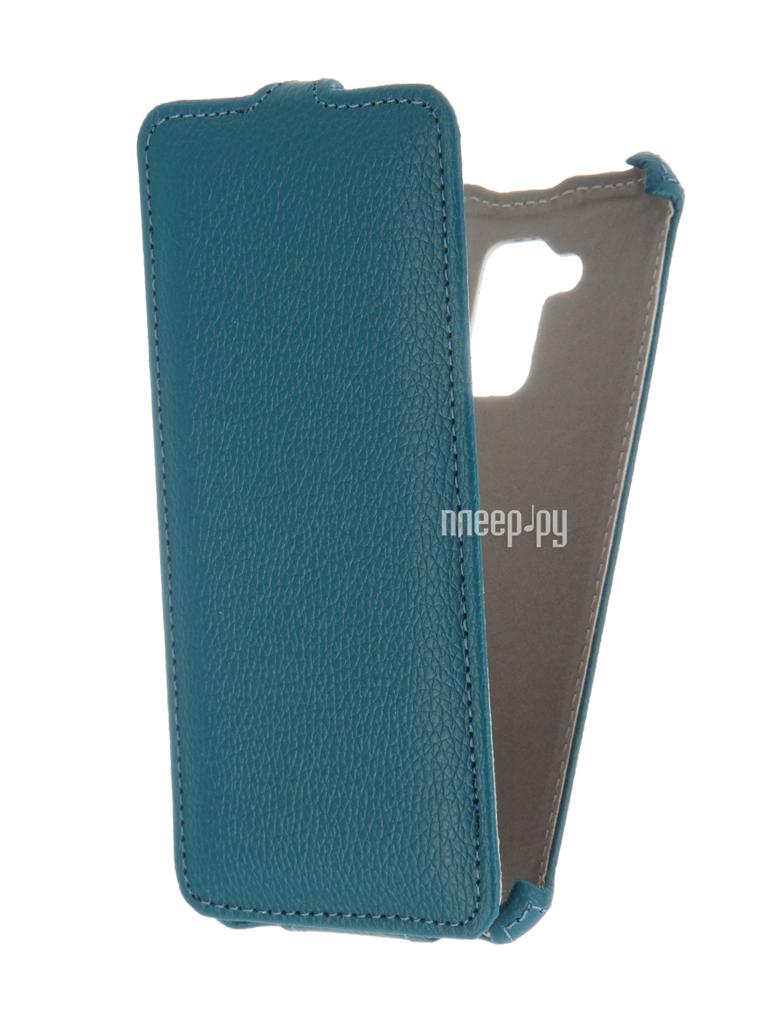 Аксессуар Чехол ASUS ZenFone 3 Max ZC520TL Gecko Turquoise GG-F-ASZC520TL-TURG