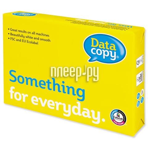 Бумага DATA COPY A4 80g/m2 500 листов A+