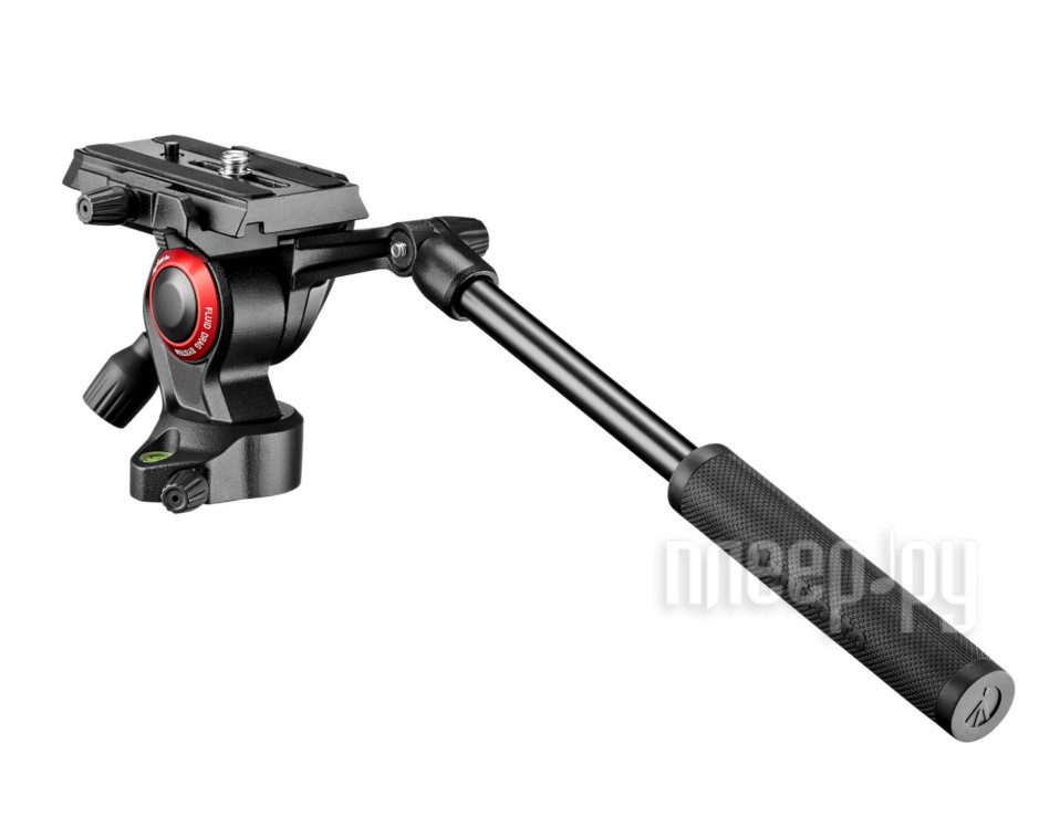 Головка для штатива Manfrotto MVH400AH Black