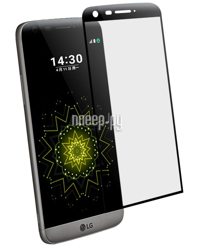 Защитное стекло Ainy Full Screen Cover 3D 0.2mm for APPLE iPhone 7 Plus Black