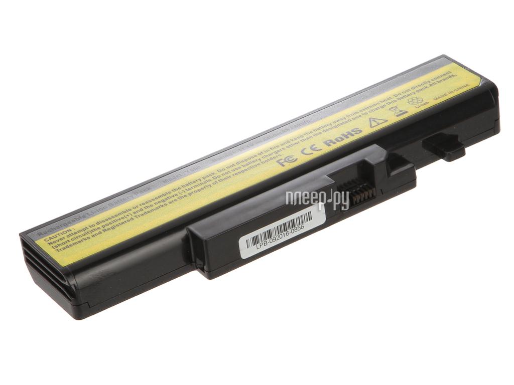 Аккумулятор 4parts LPB-Y460 для IBM Lenovo IdeaPad Y460A/Y460AT/Y560A/Y560AT/Y470/Y570 Series 11.1V 4400mAh аналог PN: 57Y6440/L09N6D16