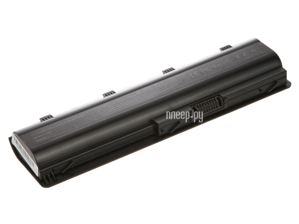 Аккумулятор 4parts LPB-DV3 для HP Pavilion dm4/dv3/dv5-2000/dv6/dv7/G6/G7/G42/G62/G72/Envy 17t/Compaq CQ32/CQ42 Series 11.1V 4400mAh