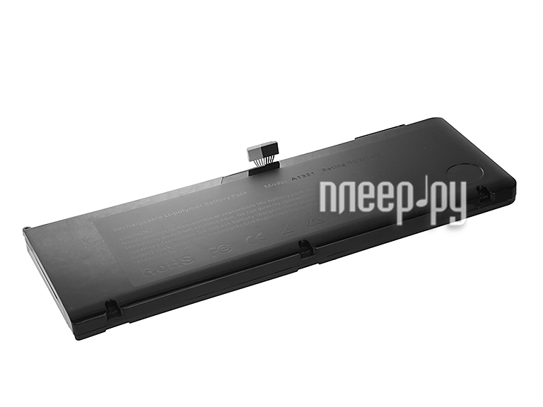 Аксессуар 4parts LPB-AP1321 для APPLE MacBook Pro 15 11.1V 4400mAh аналог PN: A1321 / A1286 / Mid 2009 / Late 2010