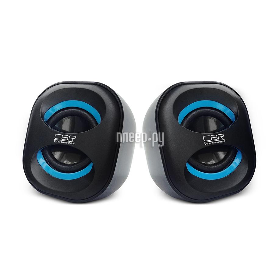 Колонка CBR CMS 333 Black-Blue