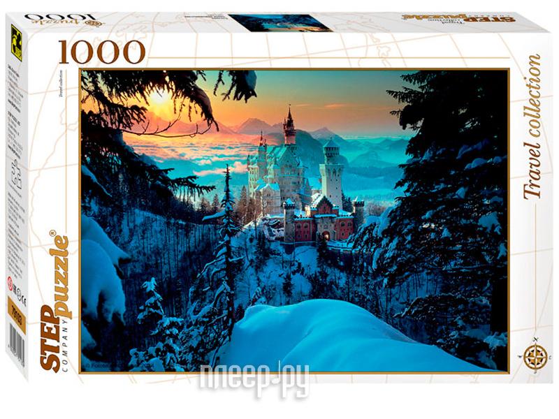 3D-пазл Step Puzzle Travel Collection Бавария. Замок Нойшванштайн 79103