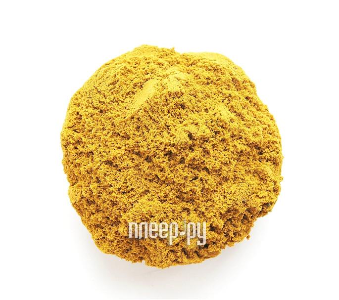 Набор для лепки Лепа Минеральный песок Yellow 500гр