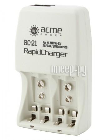Зарядное устройство AcmePower AP RC-21 Lite  Pleer.ru  752.000