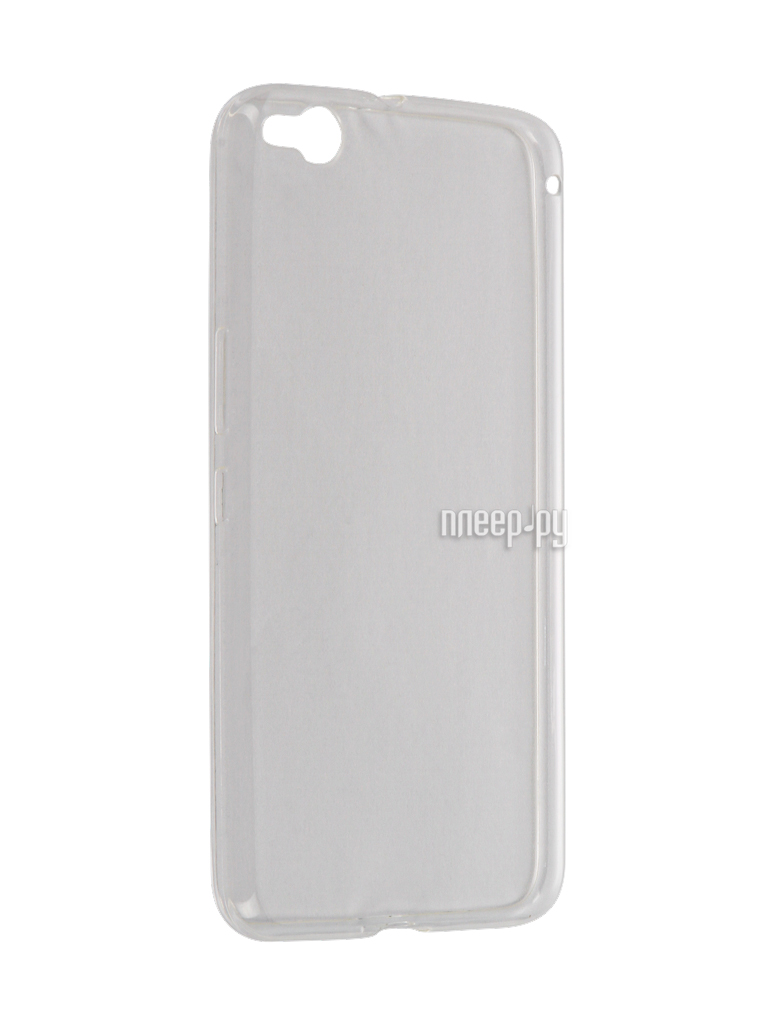 Аксессуар Чехол HTC Desire 820 Krutoff Transparent 10699