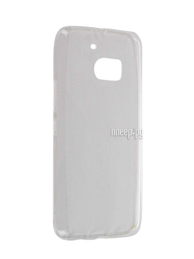 Аксессуар Чехол HTC 10 BROSCO Transparent HTC-10-TPU-TRANSPARENT