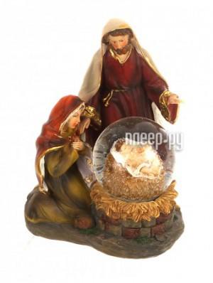 Купить Новогодний сувенир NV Trading Co Святое семейство JH1708