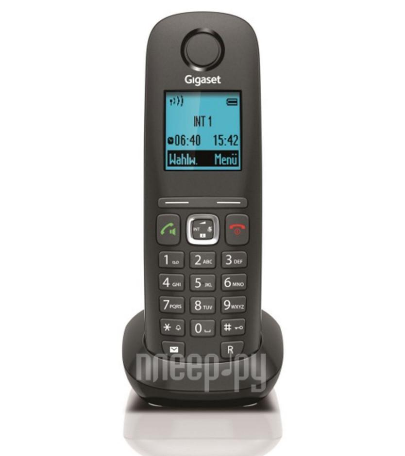VoIP оборудование Gigaset A540H