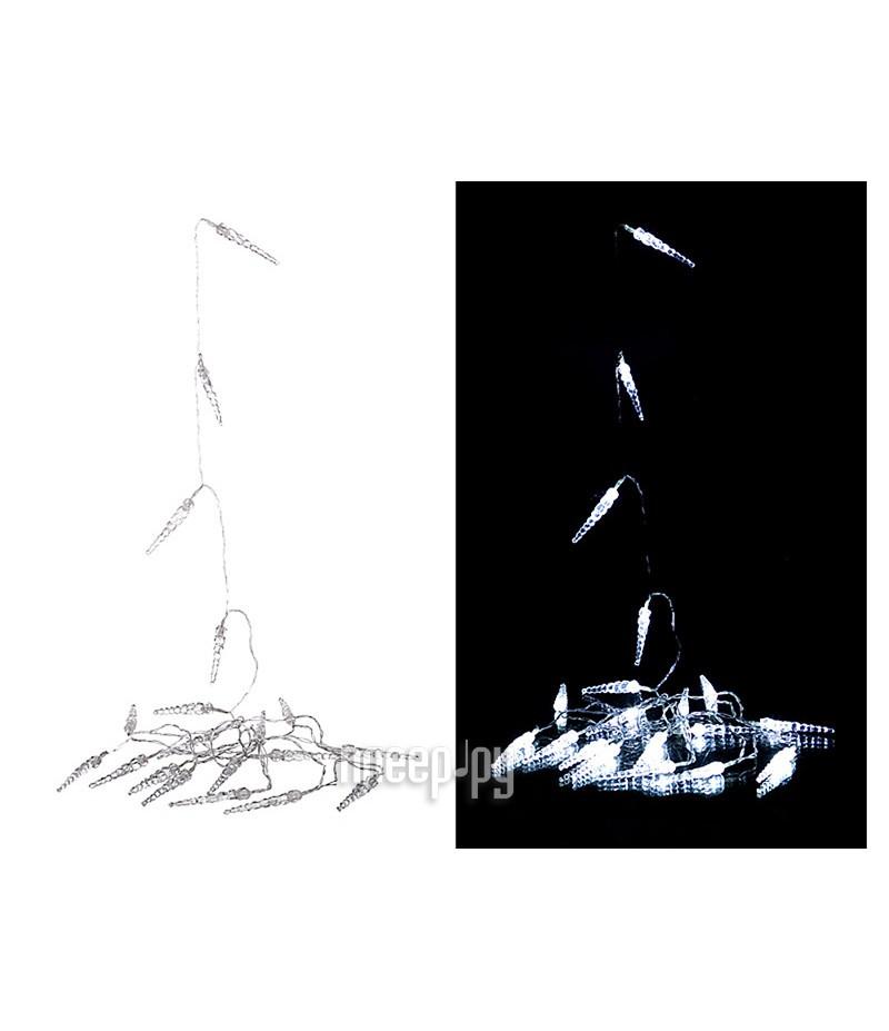 Гирлянда Lefard 40 LED 6m 220V Cold White 857-006