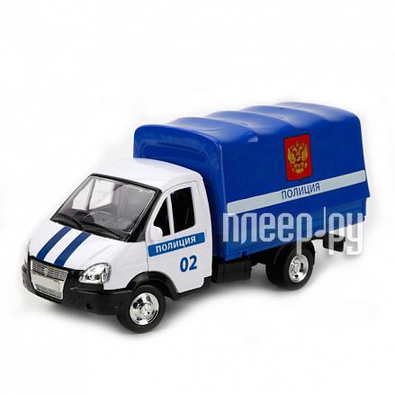 Машина Технопарк Газель полиция Z560-H11006-R