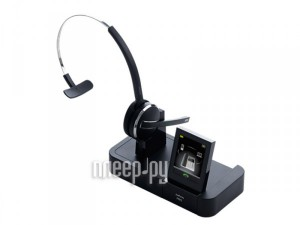 Купить Гарнитура Jabra Pro 9470 Mono DECT-Bluetooth USB MS NBL WB 9470-26-904-101