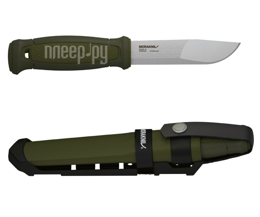Нож Morakniv Kansbol Green 12645 - длина лезвия 109мм