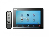 Комплект CTV DP2700MD BS Black Silver