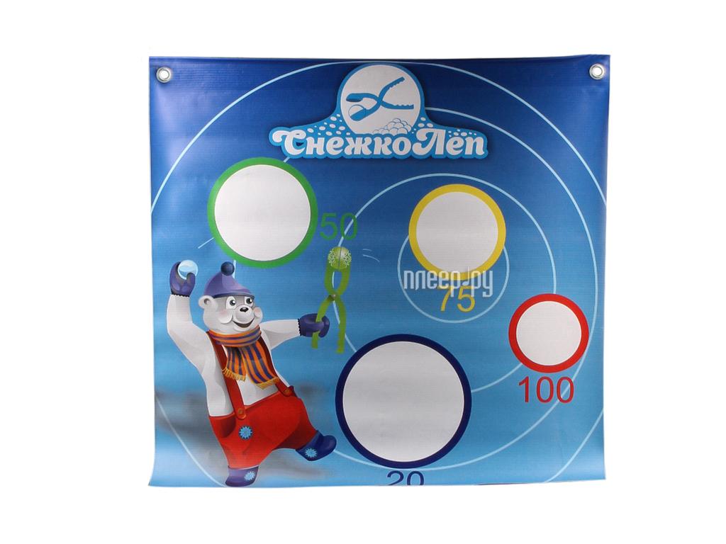 Игрушка Мишень для снежков