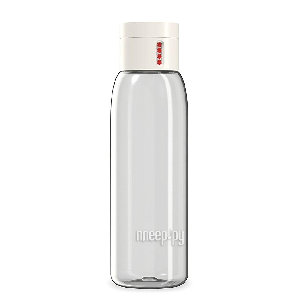 Бутылка Joseph Joseph Dot 600ml White 81047