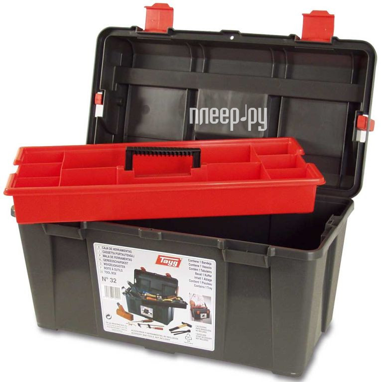 Ящик для инструментов Tayg №32 48x25.8x25.5cm 132001