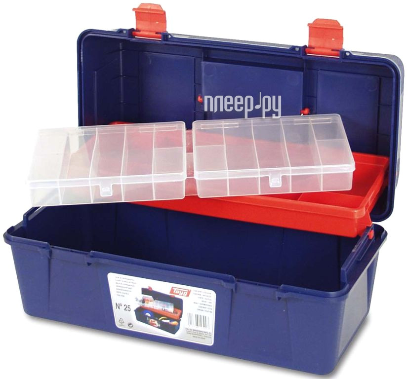 Ящик для инструментов Tayg №25 40x20.6x18.8cm 125003