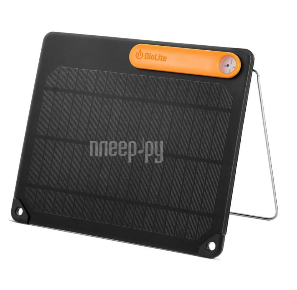 Зарядное устройство BioLite SolarPanel 5 SPB1001