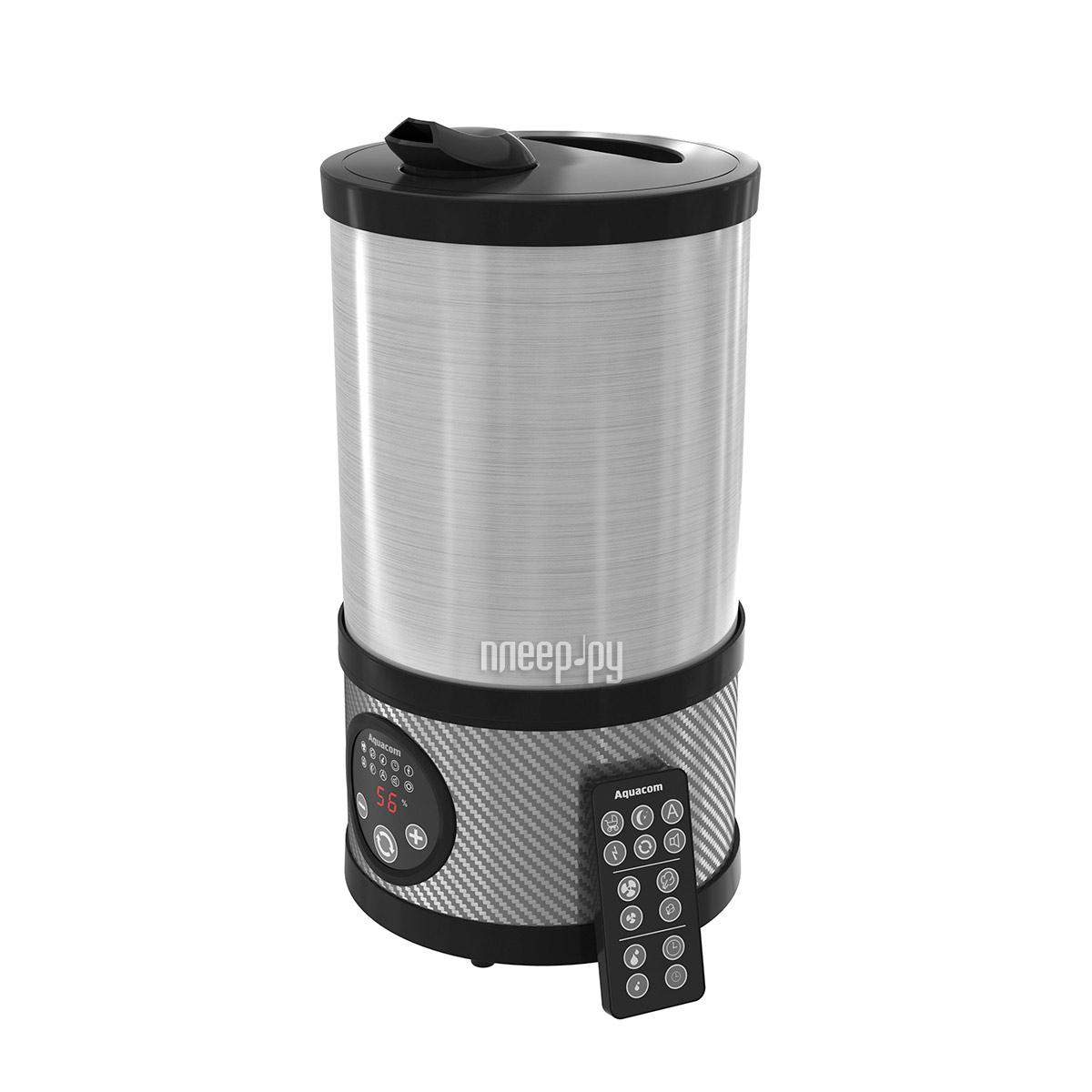 Aquacom MX2-850 Black-Silver Rugged