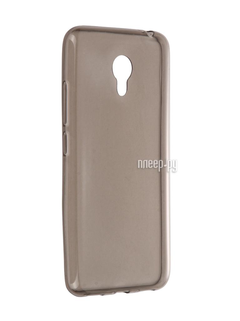 Аксессуар Чехол Meizu M3s Mini Gecko Black S-G-MEIM3SMINI-BL