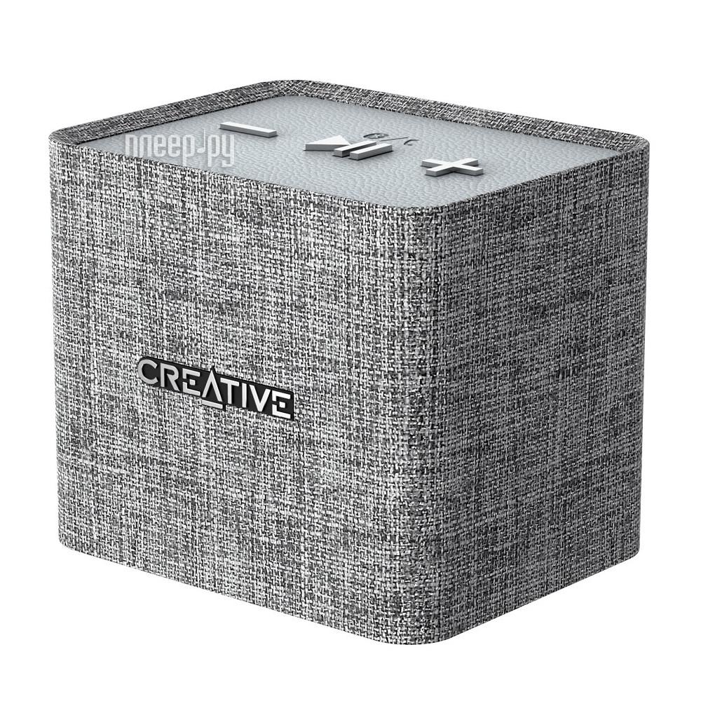 Колонка Creative Nuno Micro Grey