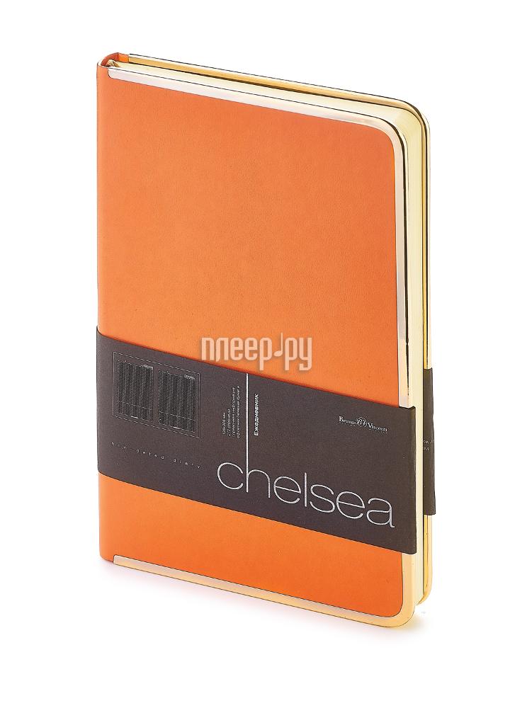 Ежедневник Bruno Visconti Chelsea A5 Orange 3-517/07