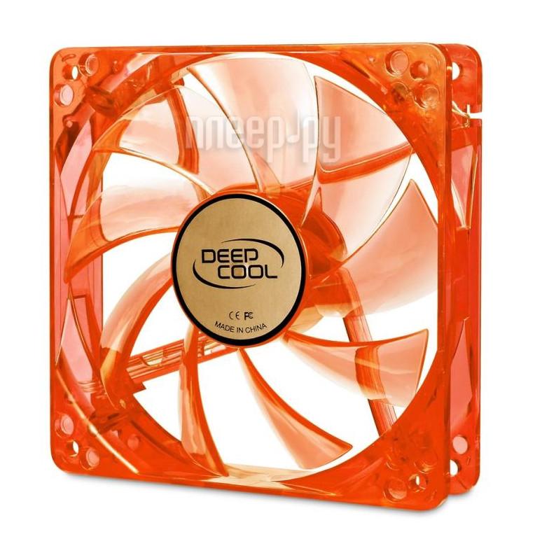 Вентилятор DeepCool XFAN 120U O/G 120mm DP-FLED-XF120OG