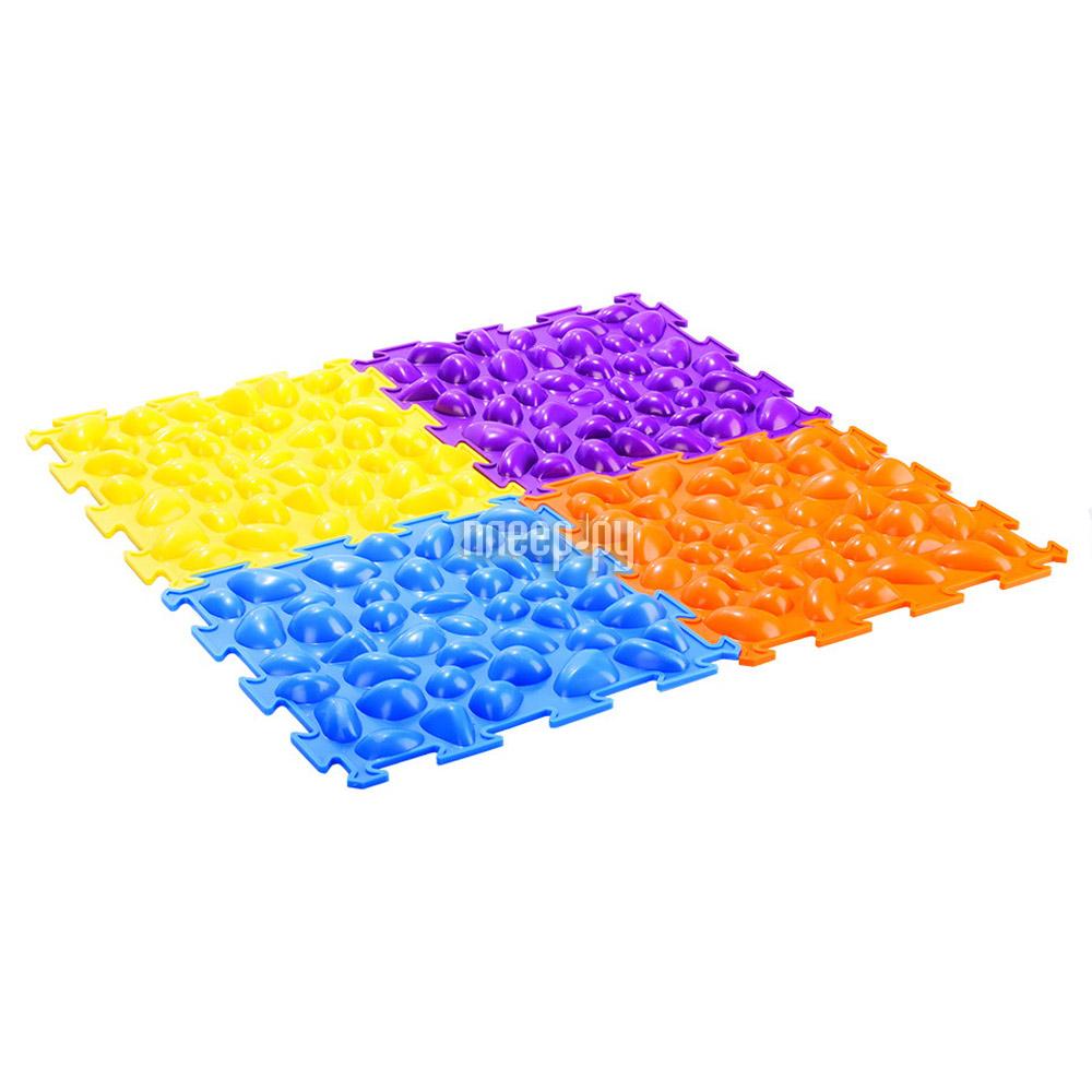 Массажер Тривес Цветные камешки М-516 - мягкий