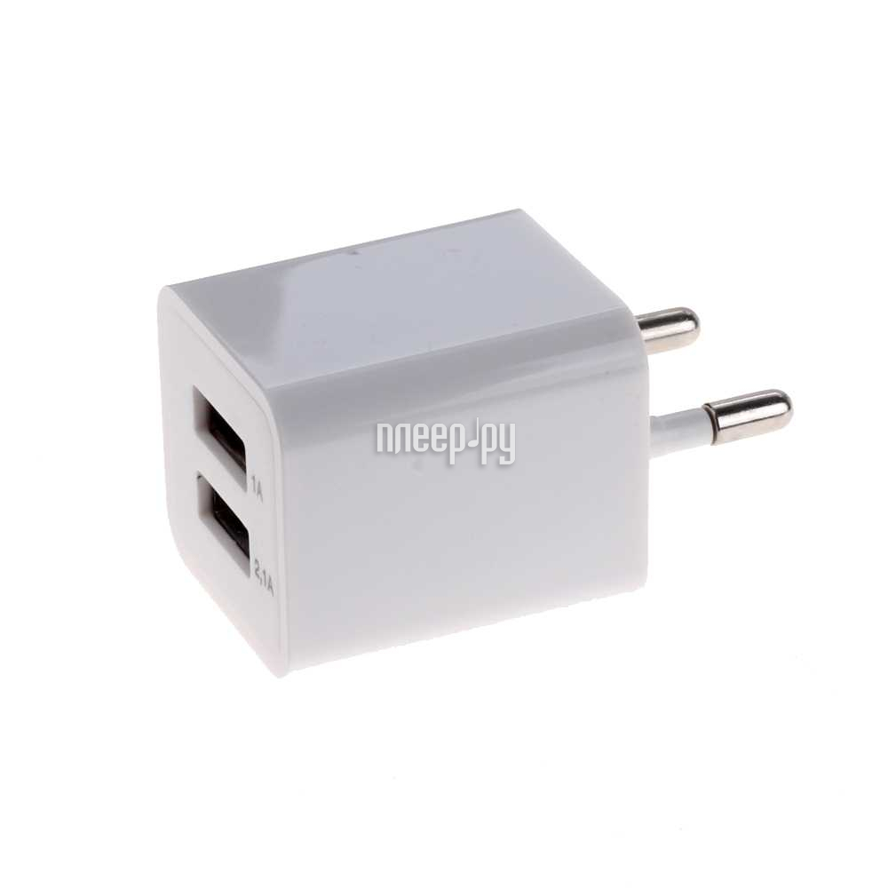 Зарядное устройство Exployd USB 3.1A White EX-Z-134