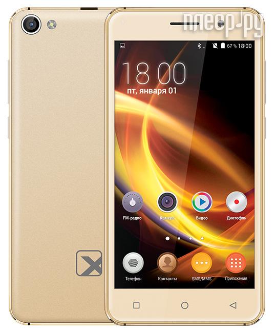Сотовый телефон teXet TM-5005 Gold за 3353