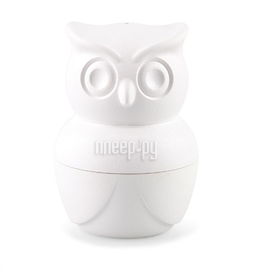 Кухонная принадлежность Qualy Morning Owi набор для завтрака White QL10236-WH
