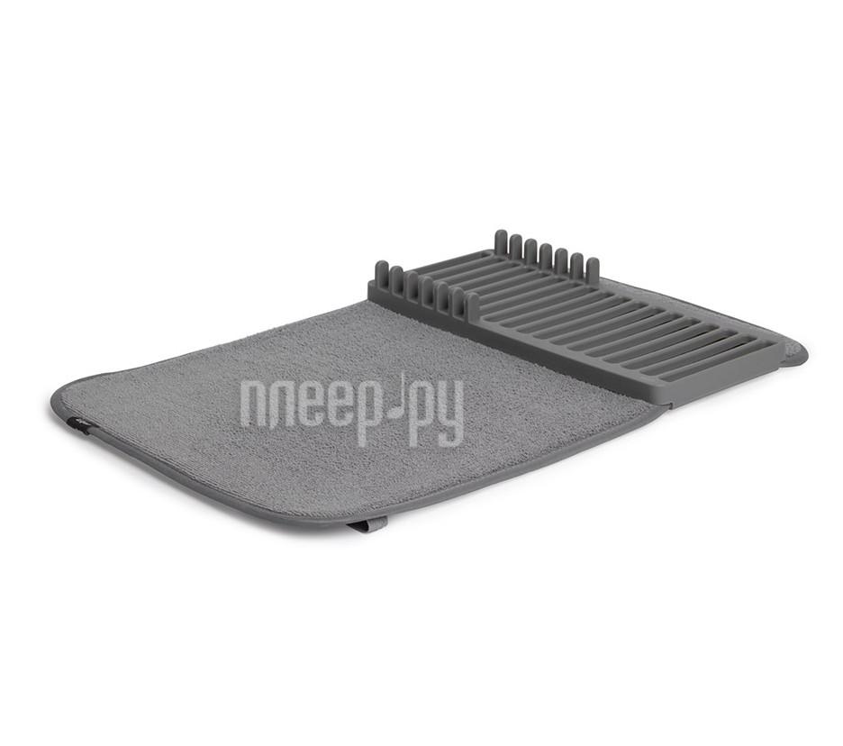 Кухонная принадлежность Umbra Udry Mini коврик для сушки Dark Grey 1004301-149