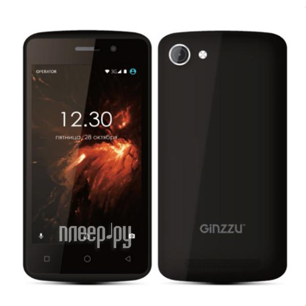 Сотовый телефон Ginzzu S4030 Black