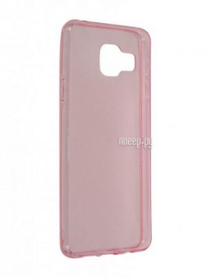 Купить Аксессуар Чехол Samsung Galaxy A3 2016 BROSCO Pink SS-A3-TPU-PINK