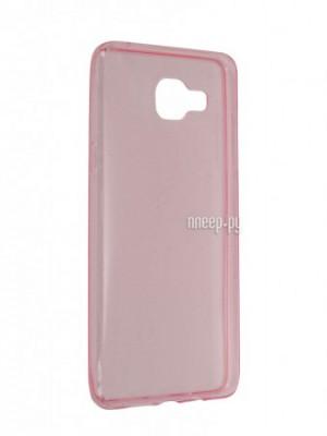 Купить Аксессуар Чехол Samsung Galaxy A5 2016 BROSCO Pink SS-A5-TPU-PINK