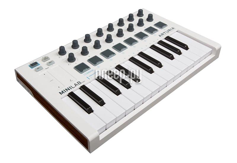 MIDI-контроллер Arturia MiniLab MKII