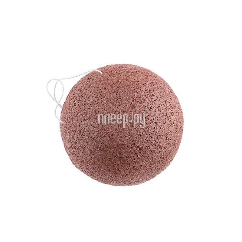 Средство для ухода за лицом The Konjac Sponge Company Premium мини-спонж с красной глиной - новогодний