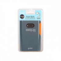 Аккумулятор Gmini Reading Lamp Series GM-PB104L 10400mAh Black-Orange