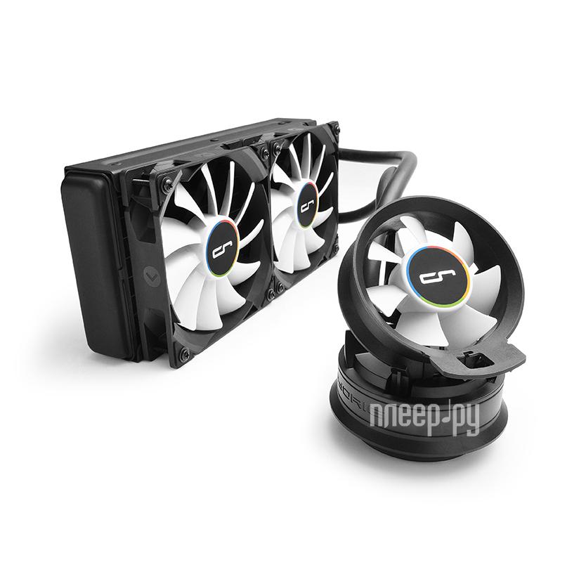 Водяное охлаждение Cryorig A40 Ultimate 240x38.5mm