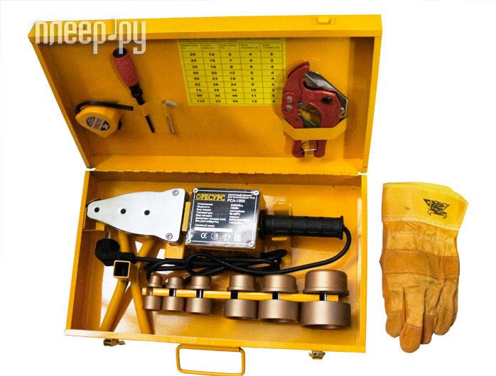 Сварочный аппарат Ресурс РСА-1500 для пластиковых труб