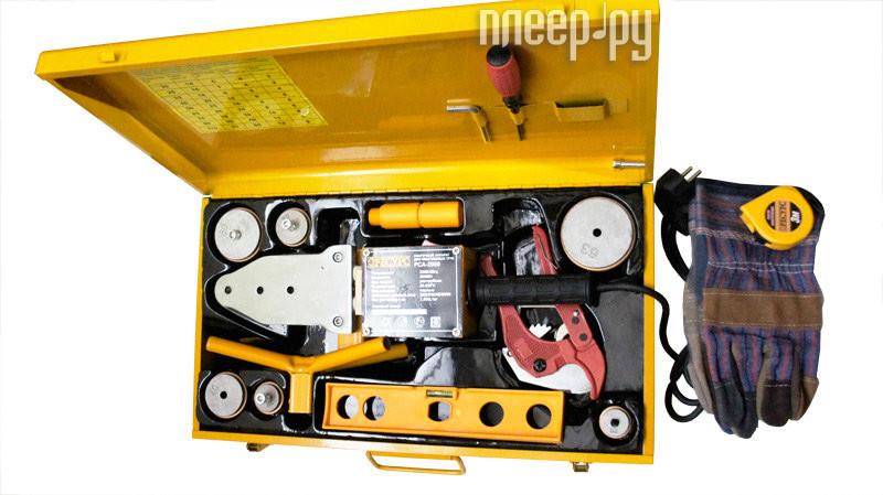 Сварочный аппарат Ресурс РСА-2000 для пластиковых труб