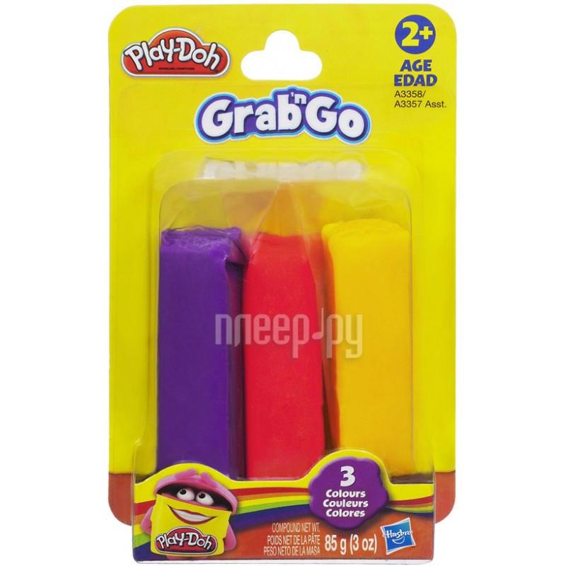 Набор для лепки Hasbro Play-Doh A3357